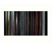 2001: A Space Odyssey 16:9 Art Print
