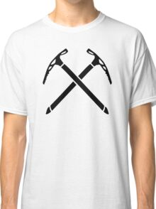 Ice climbing picks axe Classic T-Shirt
