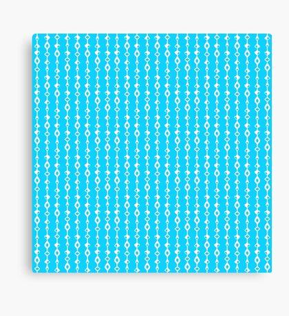 Bubble Strings Canvas Print