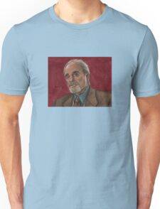 Checkpoint - Quentin Travers - BtVS Unisex T-Shirt