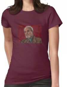 Checkpoint - Quentin Travers - BtVS Womens Fitted T-Shirt