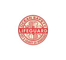 Hawaii Lifeguard Logo by mrdoomits