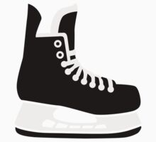 Hockey skate Kids Tee