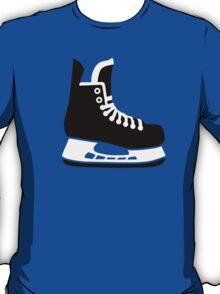 Hockey skate T-Shirt