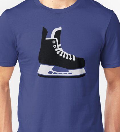 Hockey skate Unisex T-Shirt