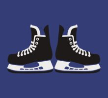 Hockey skates by Designzz