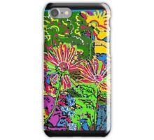The Playful Garden iPhone Case/Skin