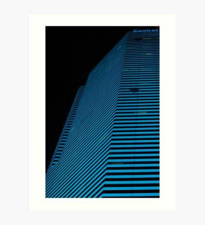 Bank Of America Tower Art Print