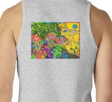 The Playful Garden Tank Top