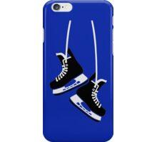 Hockey skates iPhone Case/Skin