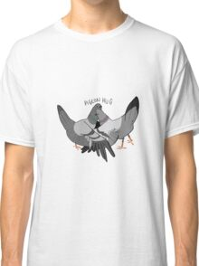 pigeon hug Classic T-Shirt