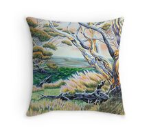 Snowgums  Throw Pillow