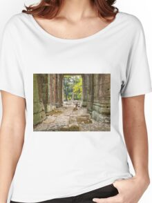 Child And A Rock Women's Relaxed Fit T-Shirt