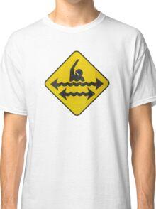 Dangerous Swimming Classic T-Shirt