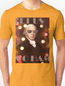 Alexander Hamilton is a Party Animal T-Shirt
