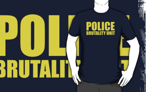 Police Brutality Unit by Ross Robinson