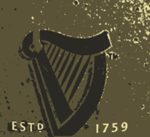 Established 1759..............................................Ireland Sticker