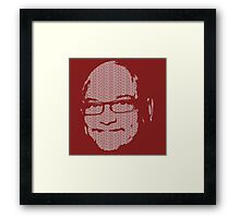 Gregg Head and Subliminal Messages Framed Print