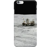 Apollo 17 : Amazing Panoramic Picture Taken on the Moons surface iPhone Case/Skin