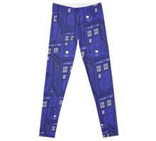 Infinite Tardis Leggings