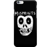 Misprints iPhone Case/Skin