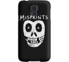 Misprints Samsung Galaxy Case/Skin