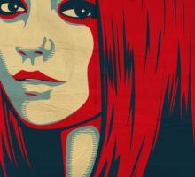 Mila Kunis Sticker
