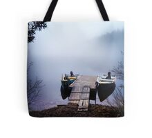The calmest place on earth Tote Bag