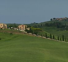 Farm in Tuscany by Prussia