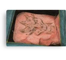 Shroud of Rahmon - Angel Canvas Print