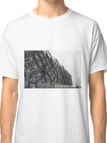 Library Of Birmingham Upper Facade Classic T-Shirt