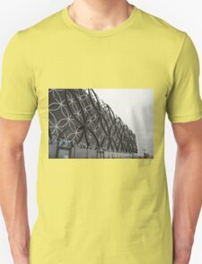 Library Of Birmingham Upper Facade T-Shirt