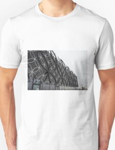 Library Of Birmingham Upper Facade Unisex T-Shirt