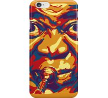 Louis Armstrong Colorful Portrait Design  iPhone Case/Skin