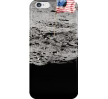 Apollo 11 : Amazing Panoramic Picture Taken on the Moons surface iPhone Case/Skin