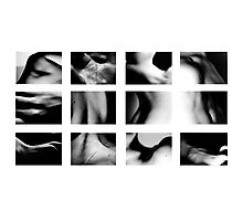 Portrait of the Human Body: A Series Photographic Print
