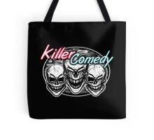 Laughing Skulls: Killer Comedy Tote Bag
