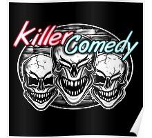 Laughing Skulls: Killer Comedy Poster