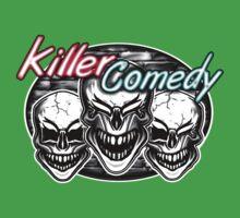 Laughing Skulls: Killer Comedy Kids Tee