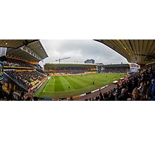 Molineux Winter Panorama Photographic Print