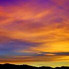 Rainbow Sunset by Shaina Lunde