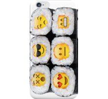 Emoji Sushi iPhone Case/Skin