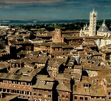 View of Siena by Prussia