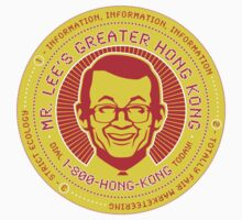 Mr. Lee's Greater Hong Kong by Dexternal