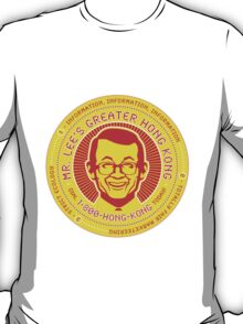 Mr. Lee's Greater Hong Kong T-Shirt