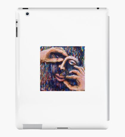 The makers hands. iPad Case/Skin