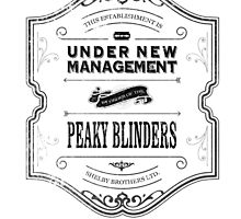 Peaky Blinders by BombchuShop