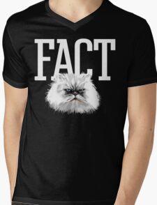 Cat got your brass ring? Mens V-Neck T-Shirt
