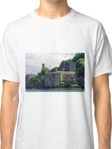 Dartmouth Castle #2, Devon, England Classic T-Shirt