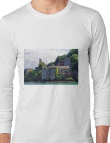 Dartmouth Castle #2, Devon, England Long Sleeve T-Shirt